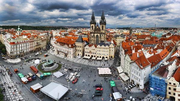 Прага: город вкуснейшего пива и множества прекрасных мостов