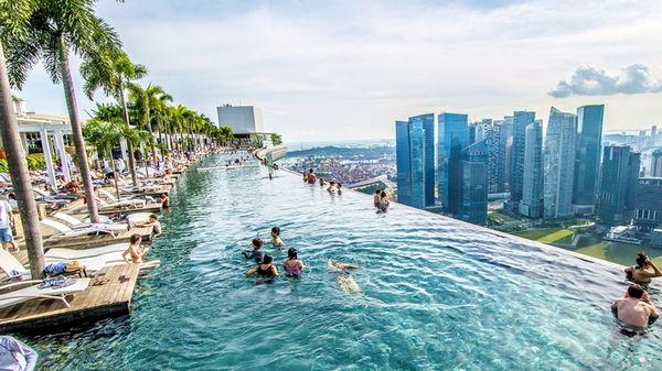Удивительный Сингапур