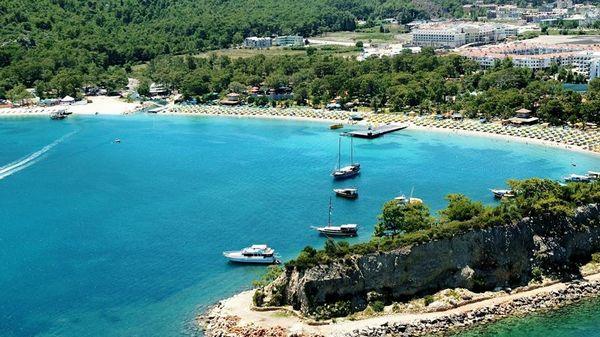 О семейном отдыхе в турецком Кемере