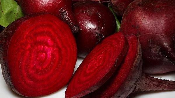 Красный пищевой краситель из свеклы