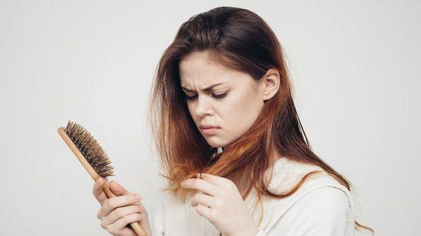 Если начали выпадать волосы