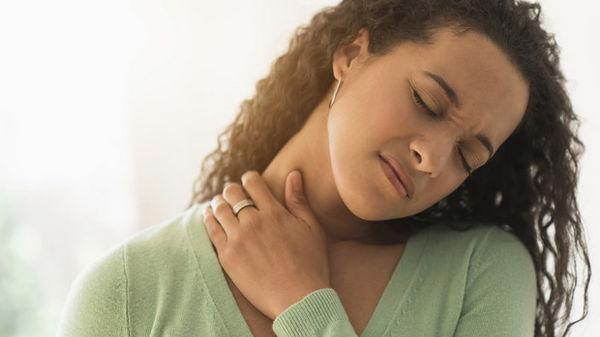 Как снять напряжение в шеи?