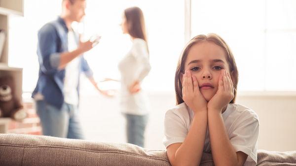 Развод родителей для детей