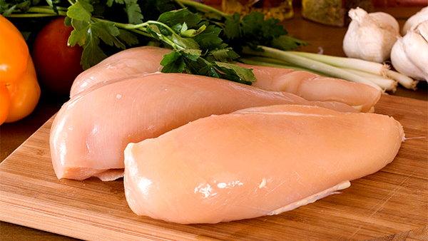 Как выбрать куриную грудку