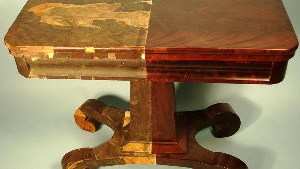 5 способов замаскировать царапины на деревянной мебели