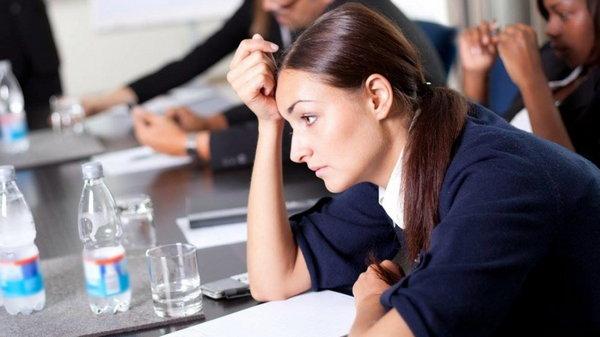 Когда пора задуматься о смене работы?