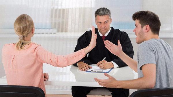 Риск развода в зависимости от длительности брака