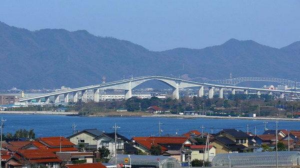 Ужасающий мост Эшима Охаши