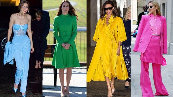 Как цвет одежды оказывает влияние на наше настроение