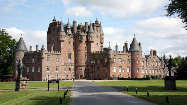 Самые знаменитые замки Шотландии