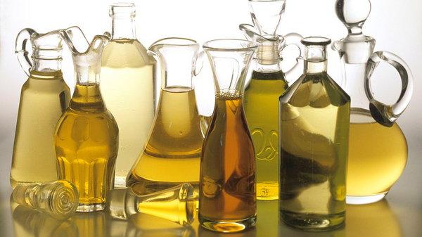 Как производить очистку маслом?