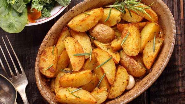 Как картофель в микроволновке – рецепты