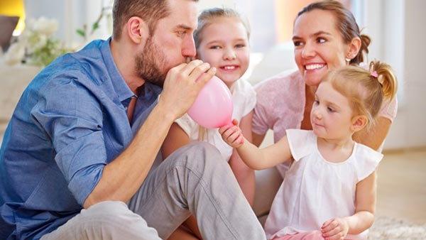 Простые секреты счастливых семей