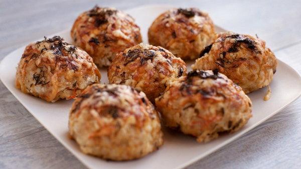 Картофельные ежики рецепт приготовления