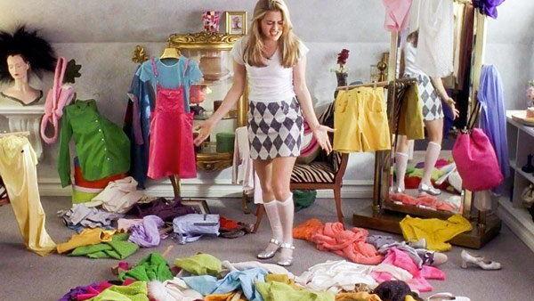 Что лучше выбросить из гардероба