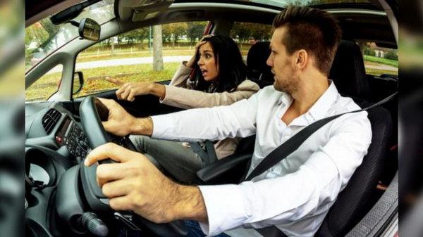 Что манера вождения может рассказать о мужчине?