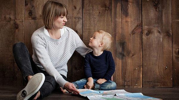 Простой способ научить ребенка слушать родителей