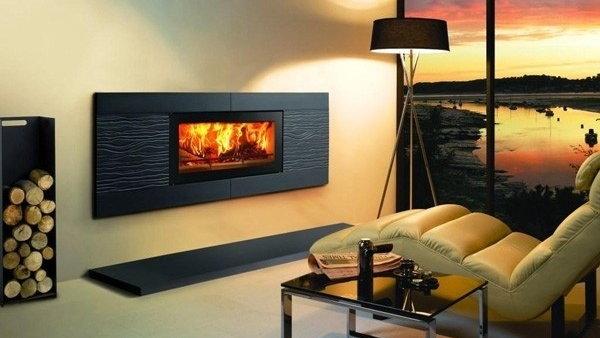 Электрокамин — теплое решение дизайна