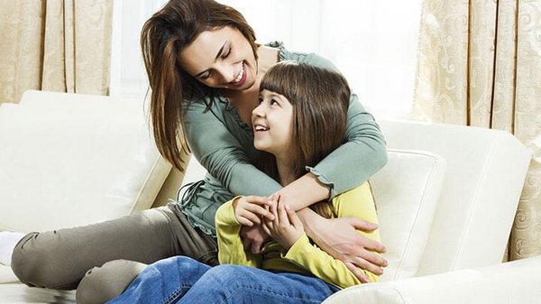Мамы испытывают больше стресса, чем папы