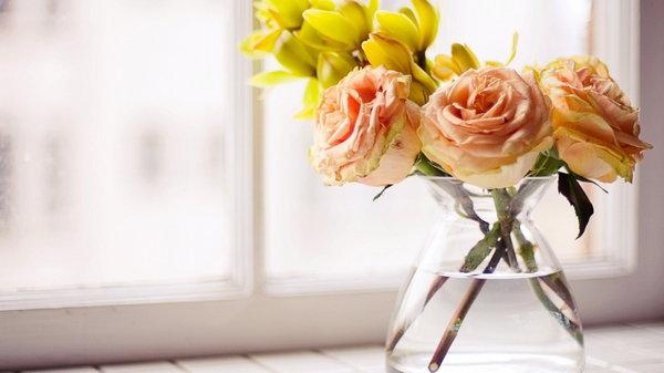 Увеличиваем жизнь цветам в вазе