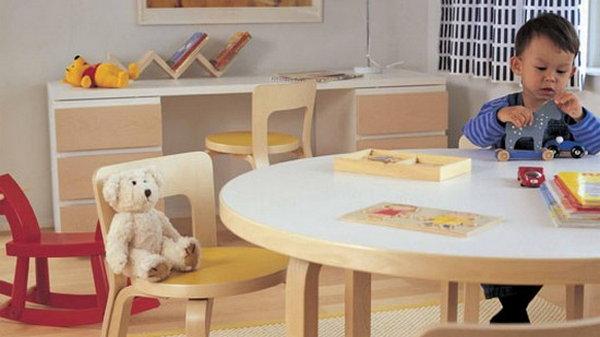 Мебель для дошколят и младших школьников