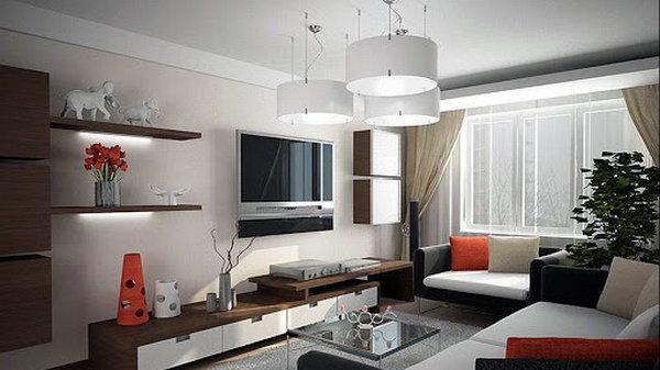Как гармонично расставить мебель в квартире
