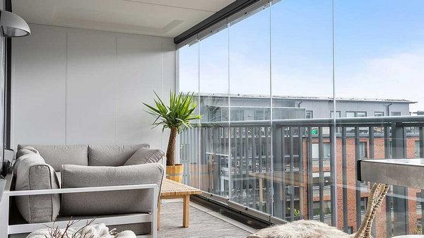 Остекленение лоджий и балконов