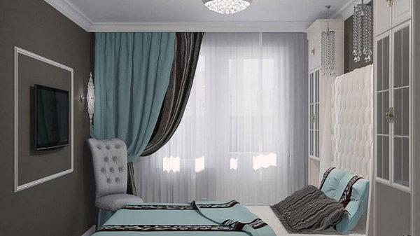 Как подобрать шторы к интерьеру квартиры