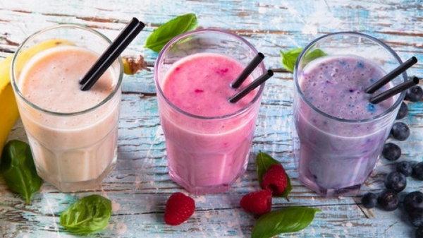 Рецепты полезных и вкусных смузи, которые заменят вам завтрак