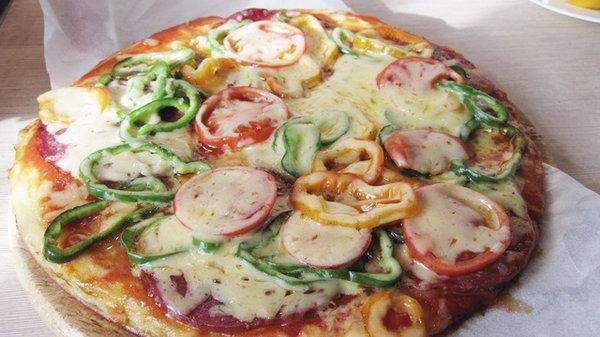 Как сделать быструю пиццу на кефире