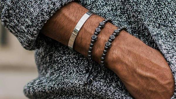 Мужские браслеты: виды и особенности