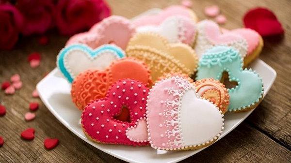 Как сделать желе Сердечки на 14 февраля