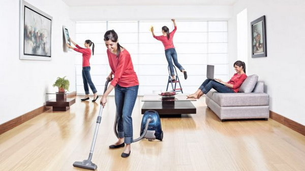 Наводим порядок в доме без напряга