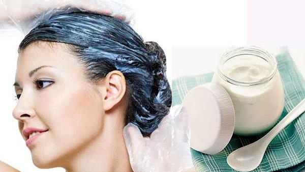 Ламинирование волос кефиром