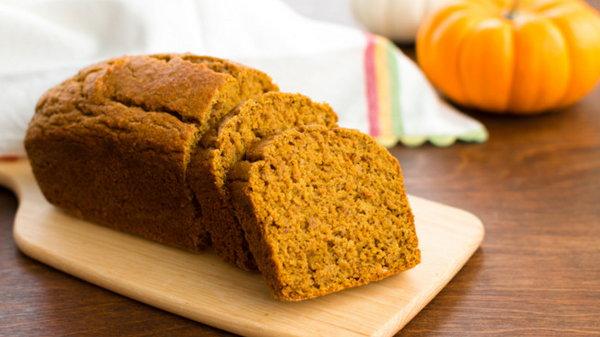 Как приготовить вкусный тыквенный хлеб