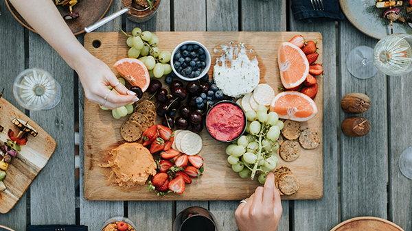 5 пищевых привычек для хорошего самочувствия