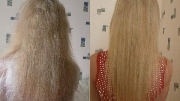 Как спасти сильно поврежденные волосы