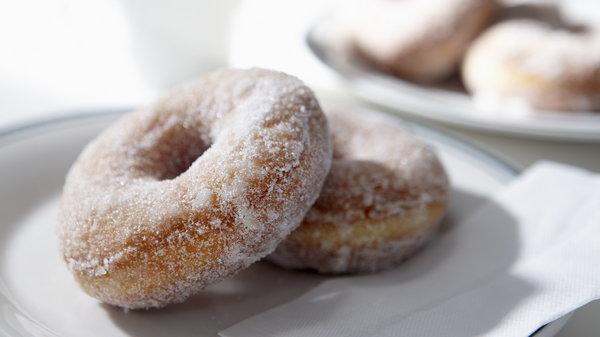 Как сделать вкуснейшие постные пончик