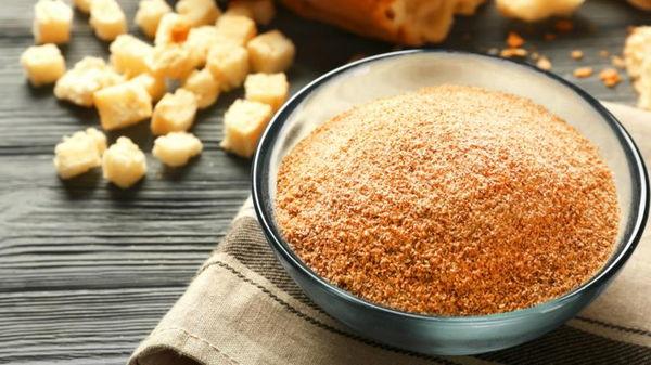 Соус с панировочными сухарями (рецепт)