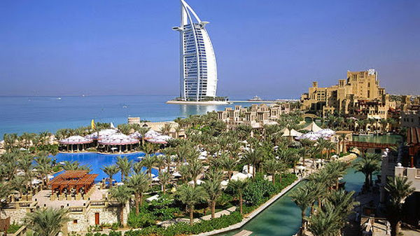 Сказочный Дубай (ОАЭ)