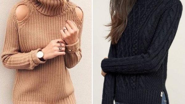 Какой свитер связать к весне