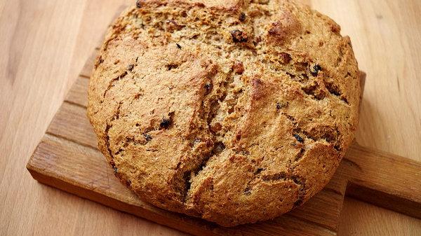 Рецепт ирландского содового хлеба