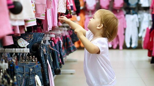 Как не ошибиться с размером при покупке детской одежды в интернете?