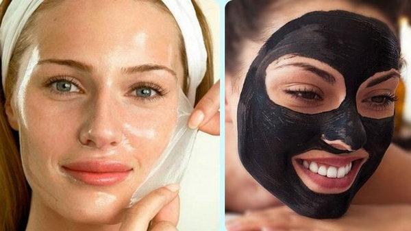 Вечерняя маска для молодости лица