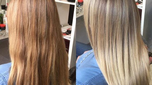 Безопасное тонирование темных волос: пошаговое выполнение
