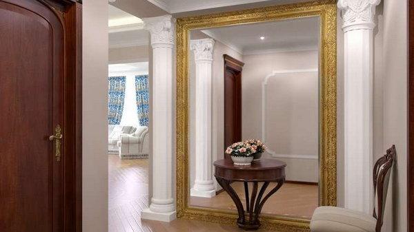 Зеркала в доме по фен-шуй