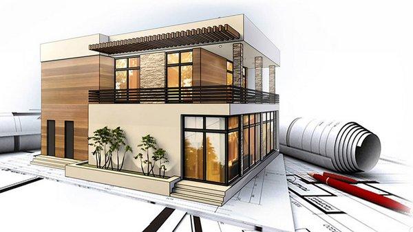 Основные этапы процесса проектирования домов