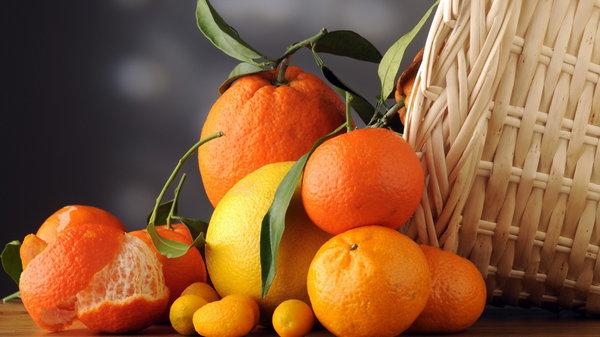 Польза и вред мандаринов для беременных и кормящих мам