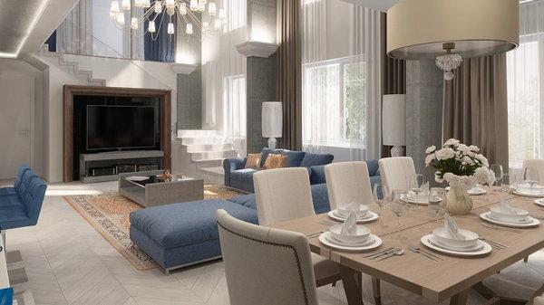 Каким должен быть современный интерьер квартиры
