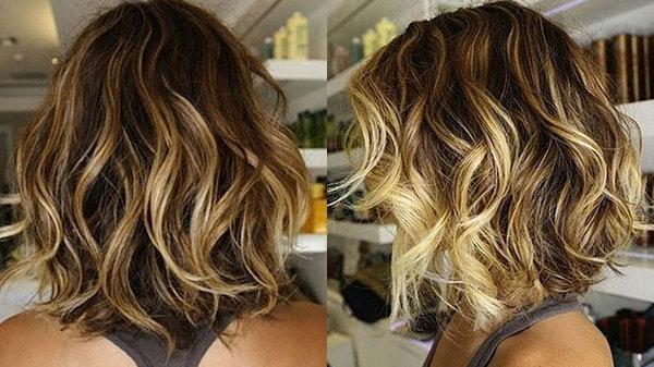 Брондирование на короткие волосы – как сделать стильно и красиво